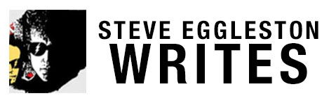 Steve Eggleston Writes